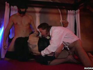 Gangbang at Swingers Club, Free Gangbang Club HD Porn 05