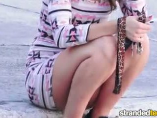 Strandedteens - Kimmy Gives Good Road Head
