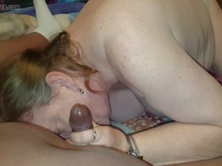 Granny Sucking Dick and Licking Balls, HD Porn 05