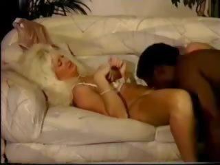 mooi interraciale klem, zien creampie, ideaal vrouw porno