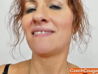 Smut Mother Solo In Cocoa Underwear