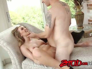 Harley Jade Giving Head and gets Hammered: Free HD Porn fe