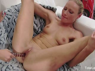 Sexy Babes get Down & Dirty During a Job Interview: Porn 99