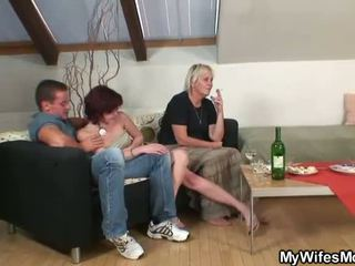 mature, moms and boys, older ladies, sex hungry moms