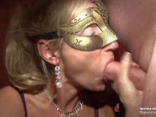 Gutarmak in mouth & creampies - natascha and luna - part2.