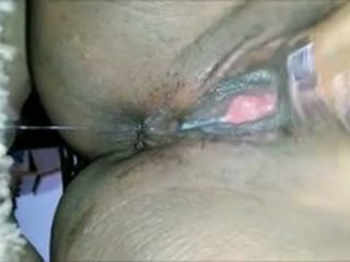 check squirting full, hottest close up, black and ebony