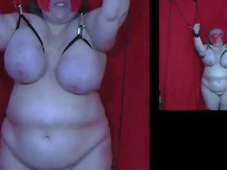 zien bbw video-, meer grannies, grote natuurlijke tieten porno