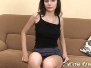 Russian Babe Olga Invites To Seduce Her