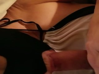 Big Tit Sucks Dick is Paddled to Multiple Orgasms: Porn a0