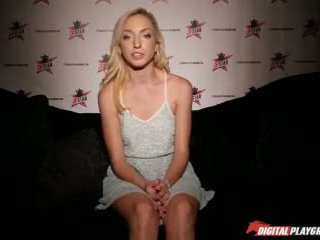Dp Star 3 - Tall Blonde Newcommer Zoe Parker Deep Throat Blowjob Video