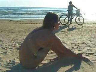 gratis strand tube, een zelfgemaakte klem, heet