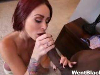 doggystyle porno, een pijpbeurt, zien redhead video-