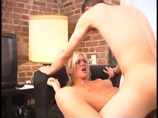 couch, real pussy drilling real, rated fucked