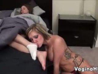 Tattooed lesbian that loves her kaki