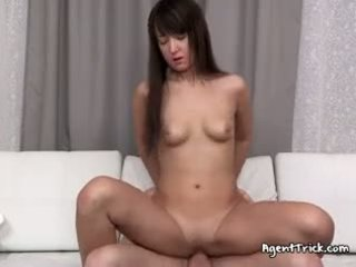 Sex Actor Knows How To Please Emmy With His Horny Cock