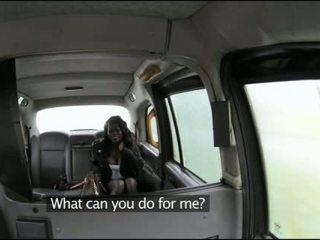 kut, neuken, u taxi porno