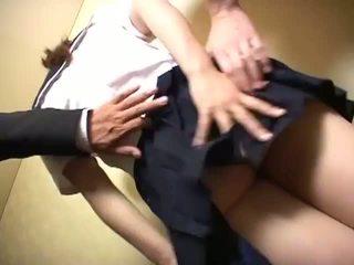 Puta aluna sucks caralho e gets cavalinho fodido