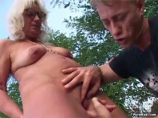 Babičky venkovní pohlaví