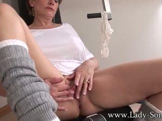 brunette, hq toys hq, big boobs more