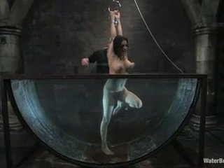 Bitch Nadia Styles Acquires Lowered Into Cold Water