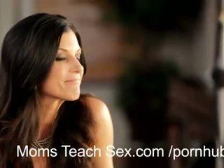 Young couple fucks hot mom