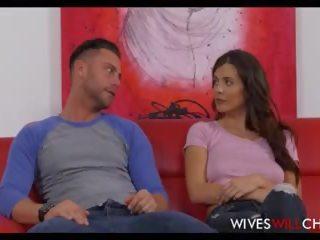 Hot Cheating Wife Keisha Grey Fucks Her Ex Boyfriend...
