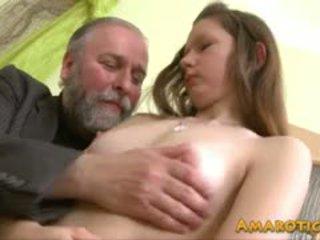 brunette thumbnail, cuckold film, online blowjob vid
