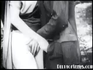 Labai anksti vintažas porno 1915
