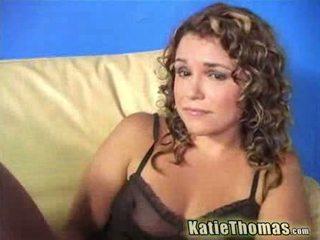 Grand rasta bite pétée la sexy katie thomas