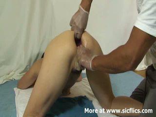 vers anaal fisten gepost, fetisch film, vuistneuken sexfilms porno