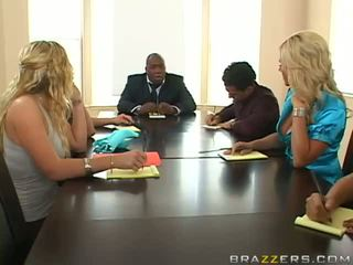 blondes, any big tits real, free office see