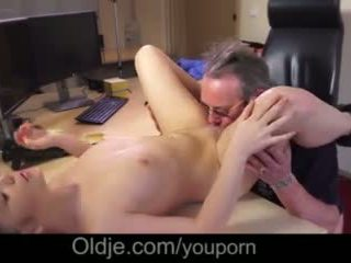 blow job, old, babe