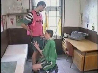 Soccer Punks Bareback