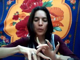 Lâu tự nhiên nails: lâu nails khiêu dâm video b9