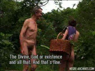 Sebuah hari di itu hidup dari naturist bagian 1