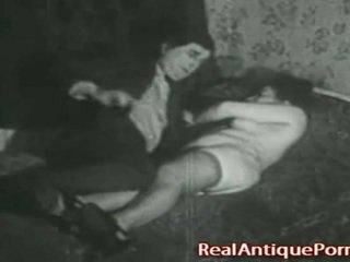 1920 klasika porno: the robber!