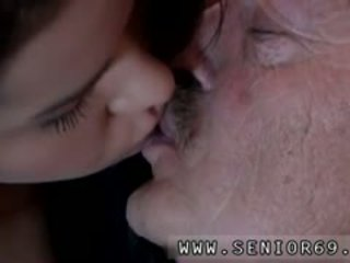Bruce ein muddy alt mann loves bis boink jung femmes wie petra