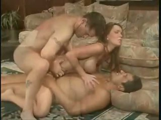 double penetration, mmf, pornstars