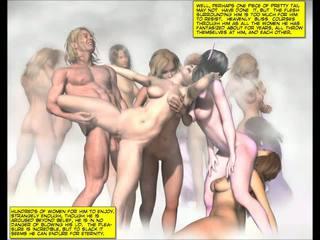 漫画, 3d comics