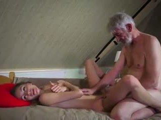 Stary i młody pieprzyć: stary pieprzyć młody porno wideo 90