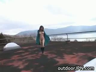 Big Boobed Asian Hot Babe Aoi Mizumori Part1