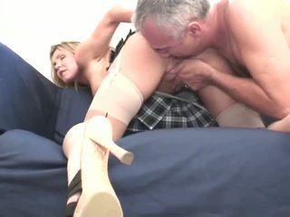 Old Man Makes Anal Creampie, Free Hardcore Porn Video d7