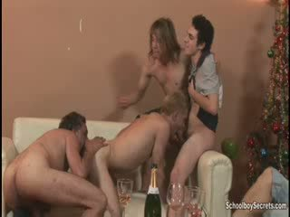 A group party plaything