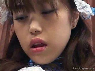 japanese, masturbating, oriental