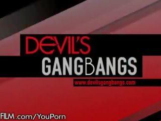Devilsfilm dahlia sky has 5 groß cocks alle bis selbst!