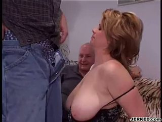 big dicks, blowjob, big tits