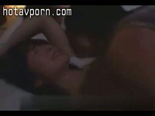 oralsex, japansk, licking vagina