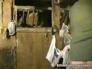 Seks kasar agresif tindakan di bawah tanah dimana guy ties part3