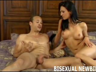 Get Ready for Your First Bisexual Threesome: Free Porn dd