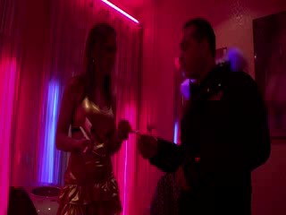 Real dutch Escort seducing a tourist
